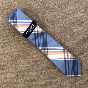 3 for $30 Chaps Pastel Colored Striped Tie NWT